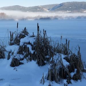 Haut-Bugey Les Lésines l'hiver vignette